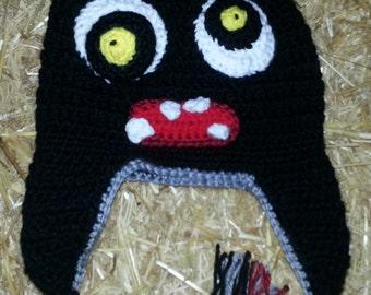 Crochet Zombie Beanie