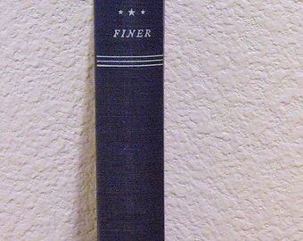 AMERICA'S DESTINY by Herman Finer, First Printing 1947