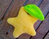 Soft Little Star Fruit / Paopu Fruit Plush