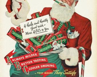 Christmas ad | Etsy