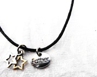 Father Necklace / men / men's jewelry /   jewelry / Family Necklaces