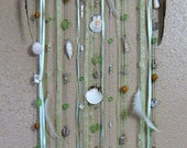 """OOAK Wall Hanging - """"Hedge Witch"""" - Natural & Symbolic Charms"""