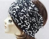 Yoga Headband Turband Headband Stretchy Turban Wide Hippie Boho Headband Hair Bands Chic Yoga Headband Hair Wrap