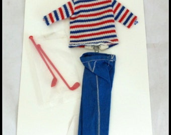 Vintage Barbie Doll Outfit