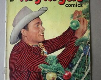 Roy Rogers Comics, January 1952
