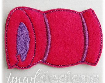 Sleeping Bag Felt Paper Doll Toy Accessory Digital Design File