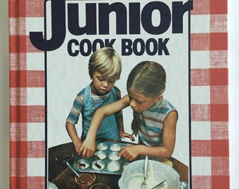 1979 Better Homes and Gardens New Junior Cookbook