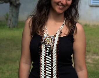 Handmade Bone Chokers / Necklace