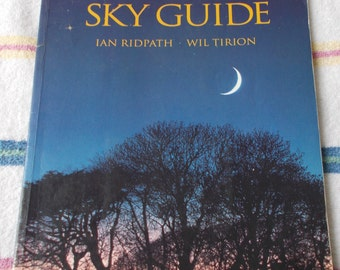 Vintage The Monthly Sky Guide Fourth Edition