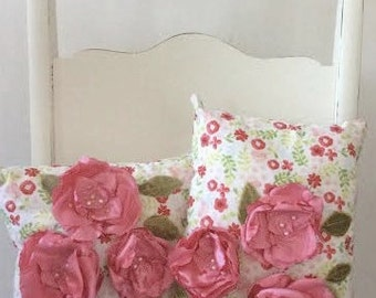 Mini Posey Pillows (set of 2)