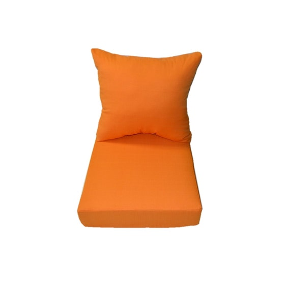 Cushions for indoor outdoor deep seating furniture chair choose