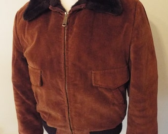 Vintage Men's Coat by Country Wide