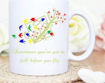 Autism Mug. Autism Awareness Coffee Cup. Tea Drinkers Gift. Coffee Lovers Gift.  Inspirational Mug. Motivational Mug