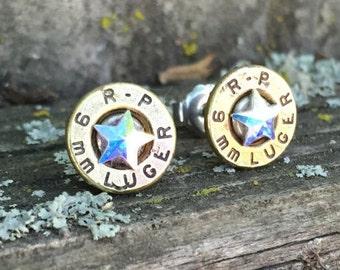 Star Bullet Studs