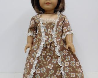 American Girl Colonial Dress