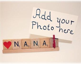 nana gift love nana nana photo nana frame mothers day grammy - Nana Frame