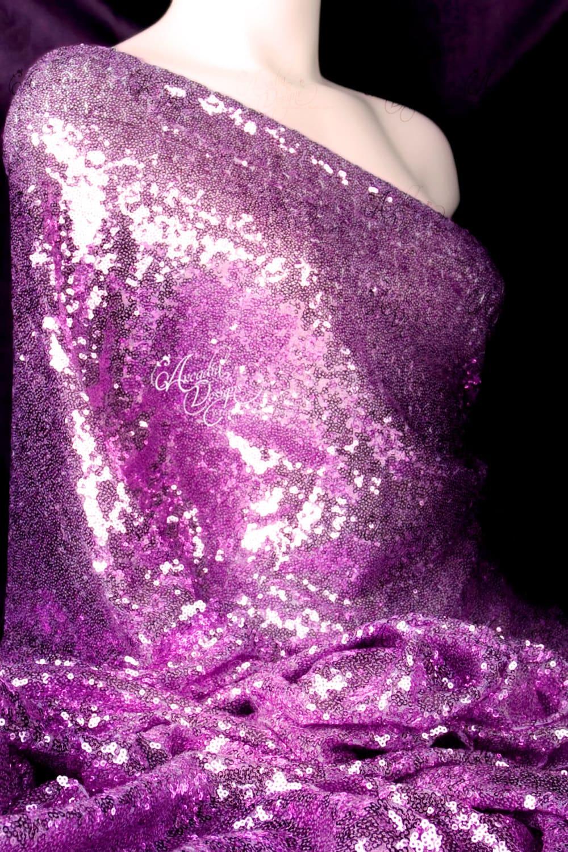 Lavender purple sequin fabric sparkle glitter lilac purple for Sparkly fabric