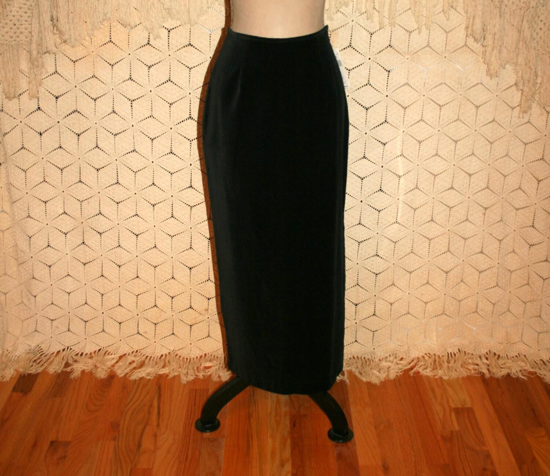 Cotton maxi skirt | Etsy