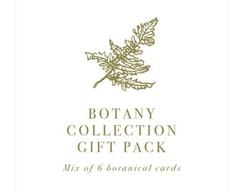 Botany collection gift pack