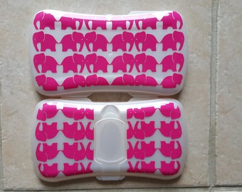 Elephant Wipes Case