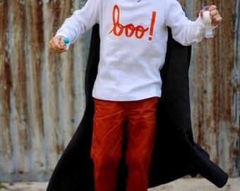 "Halloween ""Boo"" T-shirt"
