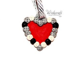 heart ornament - valentines day