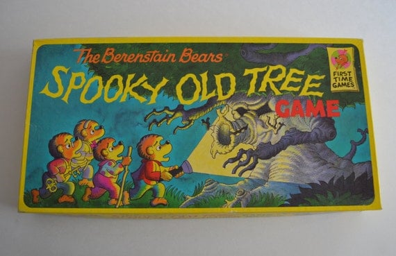 The Berenstain Bears and the Spooky Old Tree Cheats, Codes ...