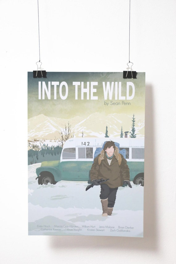 into the wild paper