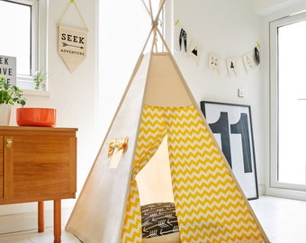 Teepee Playtent with Window