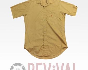 Vintage Diplomat Crest Shirt ~ Size S-M