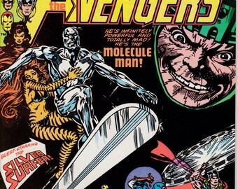 Avengers #215 January 1982 Issue - Marvel Comics - Grade NM