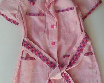 Girls' Shirt dress