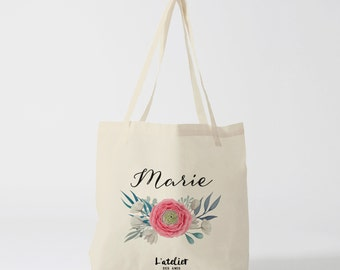 W30Y Tote bag custom, bag canvas tote bag bridesmaid, Bridal wedding, Tote Bag, tote bags custom tote bags custom