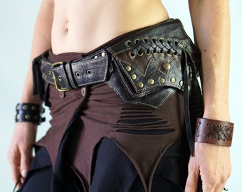 Leather Utility Belts