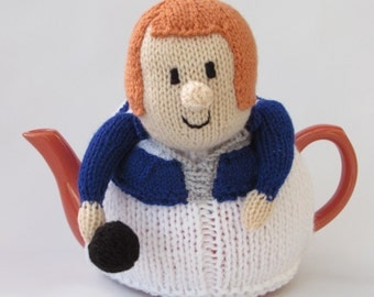 Knitting Pattern For Michael D Higgins Tea Cosy : Michael D Higgins Tea cosy.Y from HandKnitByBerKelly on ...