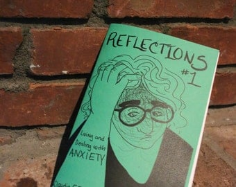 Reflections #1 - Living and Dealing with Anxiety