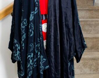 Handmade Oversized Kimono