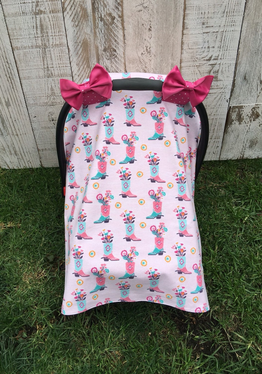 baby girl car seat canopy set customizable car seat cover. Black Bedroom Furniture Sets. Home Design Ideas