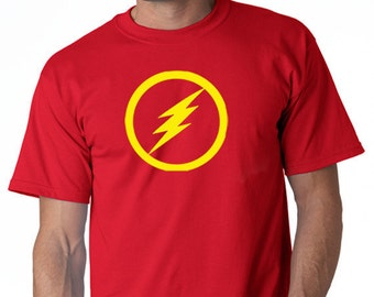 The Flash CUSTOMIZED T-shirt