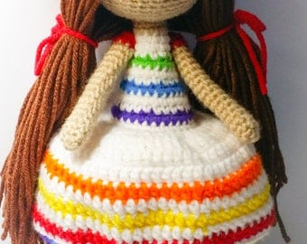 Arabella The Rainbow Doll