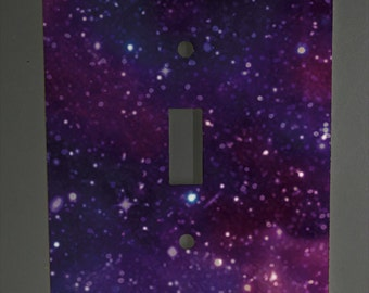 Galaxy_Light Switch Cover