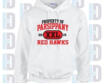 Custom Property Of School Varsity Hoodies (2 Color Design)