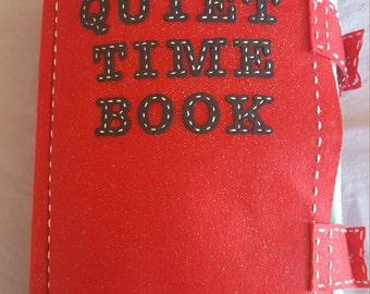 Quiet Time Book