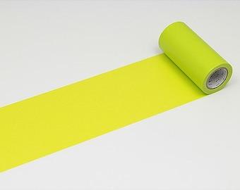 Moegi (MTCA1012) | MT Casa 100mm MT Wide Washi Tape Japanese Masking Tape MT Tape