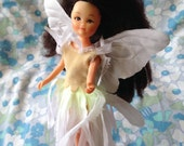 Vintage Hornby Flower Fairies 1983 MAYFLOWER Fairy Cicely Mary Barker 1980s faerie dolls old magical character EXTREMEMLY RARE htf doll