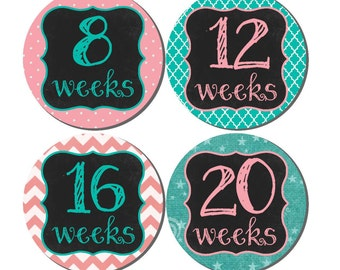 Pregnancy Stickers, Pregnancy Announcement, Pregnancy Belly Stickers, Pregnancy Photo Prop, Maternity Stickers, P28