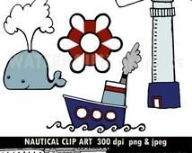 Popular items for lighthouse clip art on Etsy