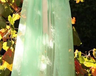 Tulle Mesh Princess Cape