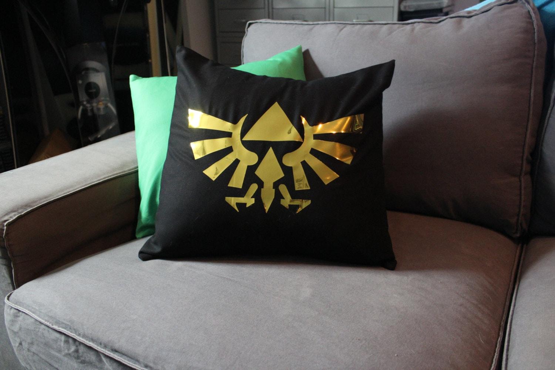 Zelda Throw Pillows : Zelda Pillow Nintendo Throw Pillow Zelda by TheCartridgeArcade