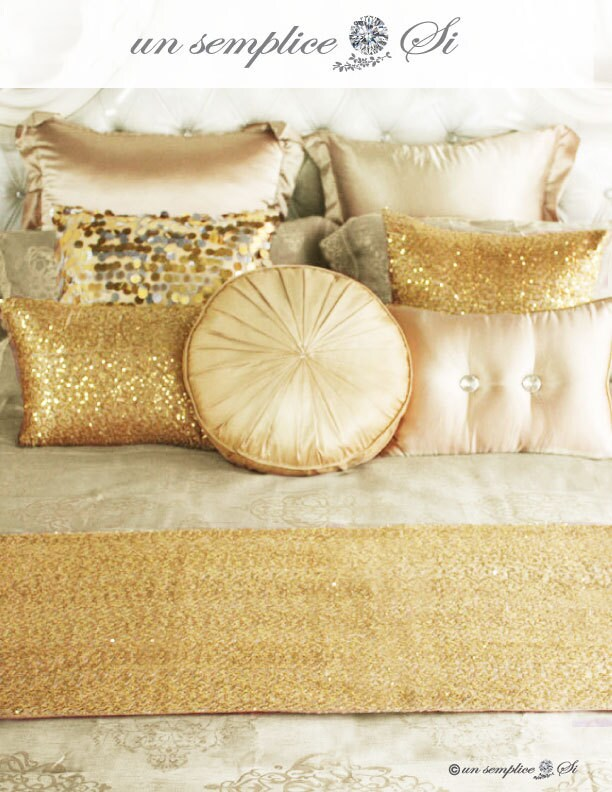 King Size Bed Throw Overs